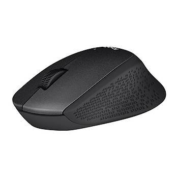 Logitech M330 Sessiz Kablosuz Mouse-Siyah 910-004909