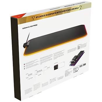 SteelSeries QcK Prism Cloth RGB Oyuncu Mousepad - Medium