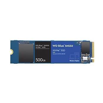 WD 500GB Blue Series SSD m.2 Nvme WDS500G2B0C