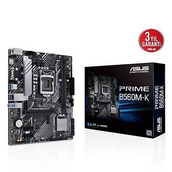 Asus PRIME B560M-K  S+V+GL 1200p