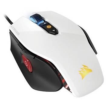 Corsair Gaming M65 Pro RGB Optik 12000DPI Beyaz Gaming Mouse