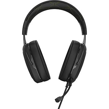Corsair CA-9011216-EU HS50 Pro Stereo Oyuncu Kulaklýðý Yeþil (Pc Ps4 Xbox One Nintendo Switch Uyumlu)