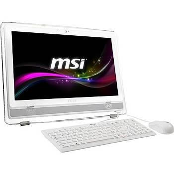 Msi Aio Pro 22E 7M-050XTR 21,5 FHD (1920X1080) Non-Touch I5-7400 8GB DDR4 1TB Dos DVD Beyaz All In One Bilgisayar