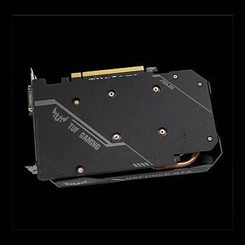 ASUS GEFORCE TUF-GTX1650-O4GD6-GAMING 4GB GDDR6 128bit 1695MHz 1xDVI 1xHDMI 1xDP EKRAN KARTI