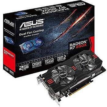 ASUS R7250X 2GD5 2HDMI DVI DP