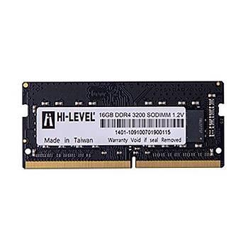 HI-LEVEL NTB 16GB 3200MHz DDR4 HLV-SOPC25600D4/16G