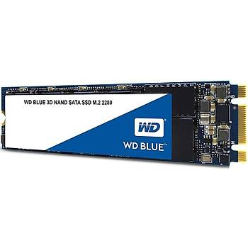 Western Digital Blue SSD 500GB 3D Nand M2 560MB/s-530MB/s WDS500G2B0B SSD