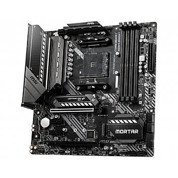 MSI MAG B550M MORTAR AM4 DDR4 4400(OC) HDMI DP M.2 USB3.2 MATX