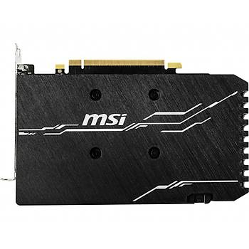 MSI VGA GEFORCE GTX 1660 TI VENTUS XS 6G OC GTX1660TI 6GB GDDR6 192B DX12 PCIE 3.0 X16 (1XHDMI 3XDP)