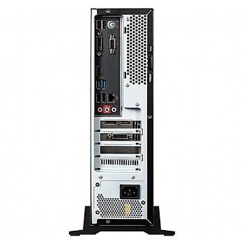 Msi Pc Codex S 8RB-005EU I5-8400 8GB DDR4 128GB SSD+1TB 7200RPM HDD GTX1050TI GDRR5 4GB W10 Masaüstü Bilgisayar