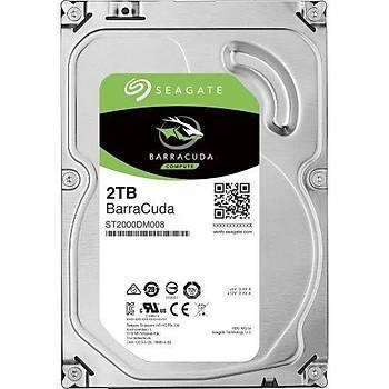 Seagate BARRACUDA 3.5 2TB 256MB 7200 ST2000DM008