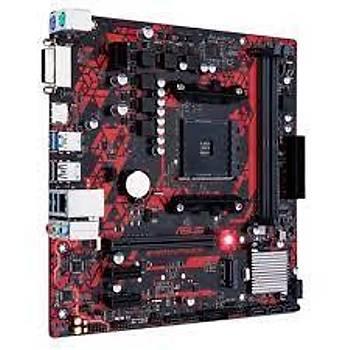 ASUS ASUS B450M DRAGON 4400MHz(OC) DDR4 Soket AM4 M.2 HDMI DVI mATX Anakart