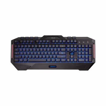 ASUS Cerberus LED Aydýnlatmalý Suya Dayanýklý Gaming Klavye