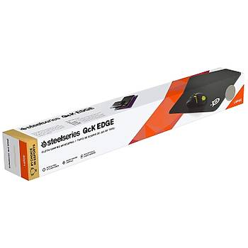 SteelSeries QcK Edge Oyuncu Mouse Pad - Large