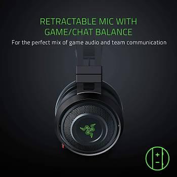 Razer Nari Ultimate Wireless THX Hypersense Oyuncu Kulaklýðý
