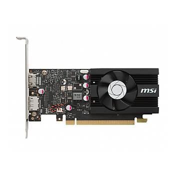 MSI GeForce GT 1030 Aero ITX 2G OC 2GB GDDR5 64Bit DX12 Gaming Ekran Kartý