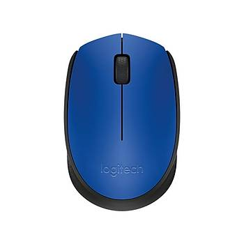 Logitech M171 Kablosuz Mouse-Mavi 910-004640