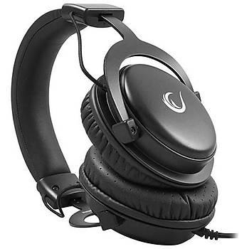 Rampage R36 Drop 7.1 Gaming Mikrofonlu Kulaklýk - Siyah