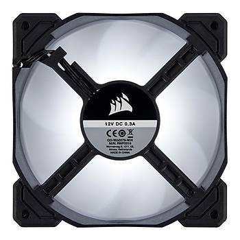 CORSAIR CO-9050082-WW AF120 120 MM BEYAZ LED DUSUK GURULTULU FAN 3 LU PAKET