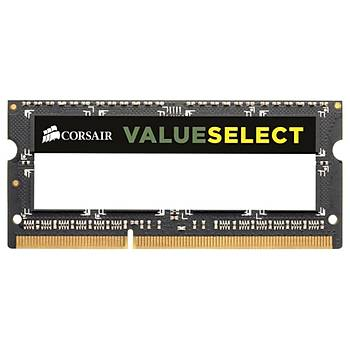 CORSAIR CMSO8GX3M1A1600C11 8GB DDR3 1600MHz CL11 SIYAH SODIMM BELLEK