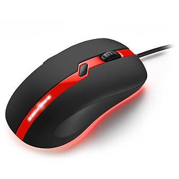 Sharkoon Shark Force Pro Gaming Mouse Kýrmýzý