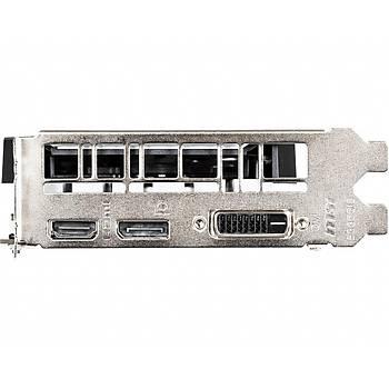 Msi Vga Geforce GTX 1650 Ventus XS 4G GTX1650 4GB GDDR5 128B DX12 Pcie 3.0 X16 (1XDVI 1XHDMI 1XDP) Ekran Kartý