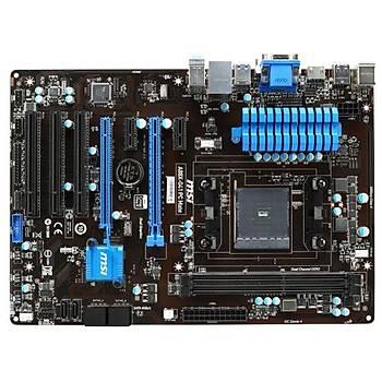 MSI A88x-G41 Pc Mate Fm2+ Ddr3 Vga Hdmi Glan Sata3 Usb3.0