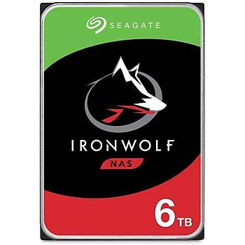 Seagate Ironwolf ST6000VN001 3.5