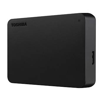 Toshiba 2.5 4TB Canvio Basics HDTB440EK3CA Siyah