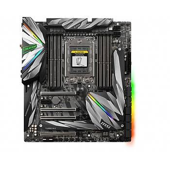 MSI MEG X399 CREATION TR4 DDR4 3600(OC)USB3.1 RGB WIFI ATX