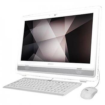 MSI Pro 22ET 7NC-078TR Intel Core i7-7700 3.60GHz 16GB 1TB+256GB SSD 2GB NVIDIA GTX930M 21.5