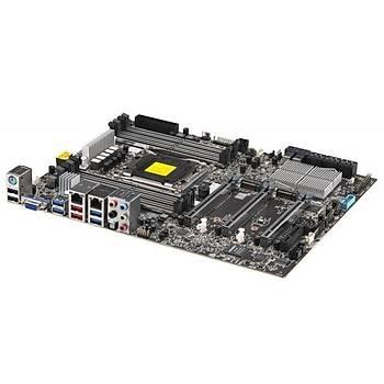 SUPERMÝCRO X11SRA-F C422 LGA2066 ATX DDR4 2666 USB3 1 7 1HD M2 U2 5G IPMI PCIE16 3PCS 6SATA MOTHERBOARD