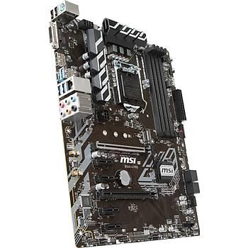 MSI B360-A PRO SOKET 1151 DDR4 2666 DVI DP M.2 USB3.1 ATX