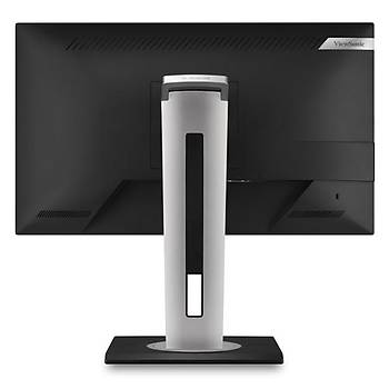 ViewSonic Business Monitor VG2755 (27 IPS FHD HDMI DP Type-C USB Hub Ergonomik Pivot Yükseklik-Ayarlý 40Tilt 3 Kenar Çerçevesiz)