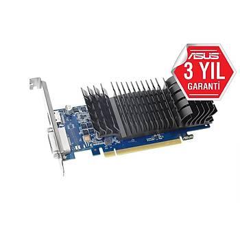 ASUS GEFORCE GT 1030-SL 2GB GDDR5 LOW PROFÝLE (BRACKET) 64BIT DVI HDMI EKRAN KARTI
