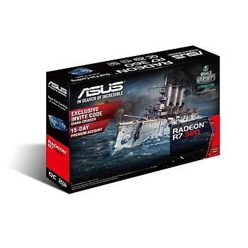 ASUS R7360-OC-2GD5-V2 128BÝT 2DVI HDMI DP EKRAN KARTI