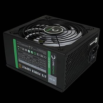 Gamepower GP-550 550W 80 Plus Power Supply Güç Kaynaðý Yeni Seri