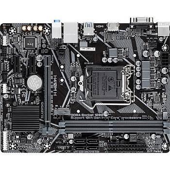 GIGABYTE H410M H DDR4 2933MHz HDMI 1200p ANAKART