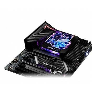 MSI MPG Z490 CARBON EK X DDR4 S+V+GL 1200p (Atx)