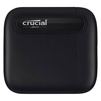 Crucial X6 500GB Taþýnabilir SSD CT500X6SSD9