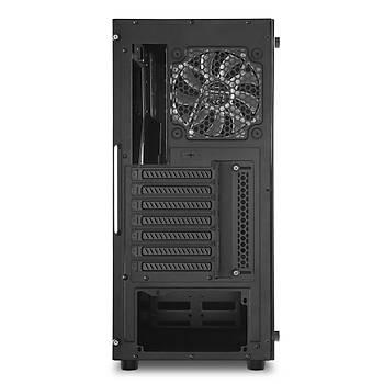 Sharkoon TG5 RGB 4x Led Fan Pencereli ATX Kasa