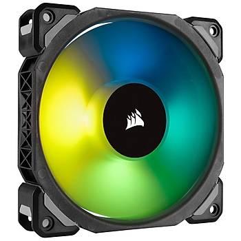 CORSAIR CO-9050075-WW ML120 PRO RGB 120MM MANYETIK LEVITASYON YUKSEK PERFORMANS PWM FAN