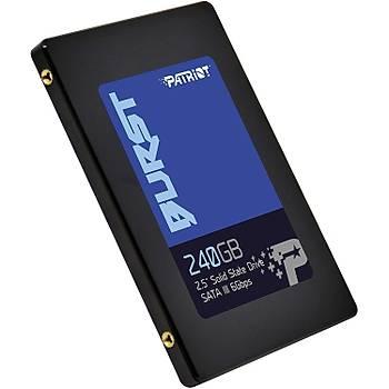 Patriot Burst PBU240GS25SSDR 2.5? 240 GB SATA 3 SSD