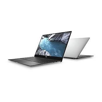 Dell NB XPS13-9370-UT55WP165N i7-8550U 16G 512SSD UMA 13.3 UHD 4K Touch Win10 Pro Dizüstü Bilgisayar