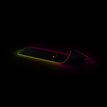 SteelSeries QcK Prism Cloth XL Gaming Mouse Pad