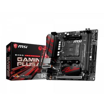 MSI B450I GAMING PLUS AC DDR4  S+VGA+GLAN AM4