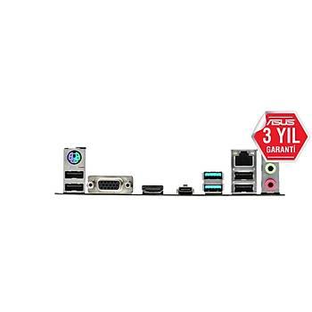 ASUS TUF B360-PRO GAMING INTEL B360 LGA1151 DDR4 2666 HDMI VGA M2 USB3.1 AURA RGB ATX