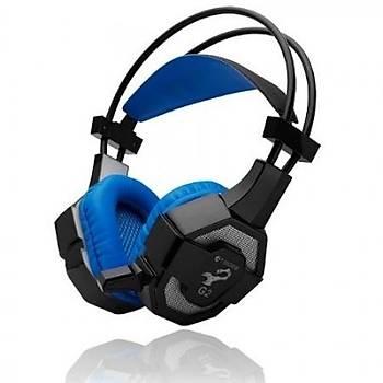 Tigoes G2 Mikrofonlu Oyuncu Kulaklýðý Gamer E-Sport 3D Stereo