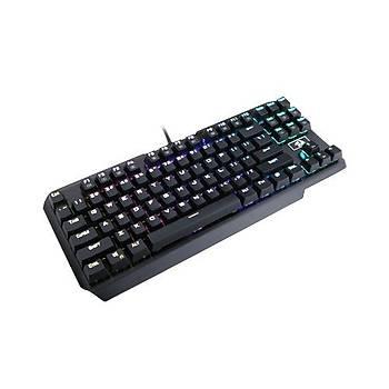 Redragon USAS RGB Blue Switch Mekanik Klavye