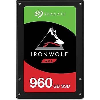 SEAGATE IRONWOLF 110 SSD ZA960NM10011 960 GB 2.5 INC SATA